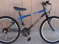 I have a 24 in bike for a smaller person (ladies or