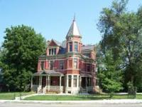 The Nunning House, which was constructed in 1887, is a