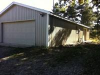 Available December 1st.  Heated Insulated Pole Barn w/