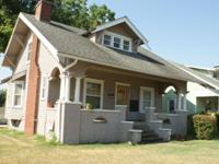 Corner home just a few blocks to campus. Save on gas,
