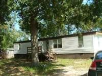 3 bed 2 bath mobile home for rent! Has seperate dining