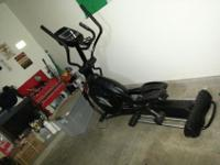 This is a brand new xterra fs5.25 elliptical. I bought