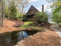 Lake Lanier landmark estate featured in Ben