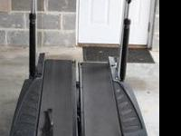 Model TC5300 Treadclimber Bowflex Model TC5300 *