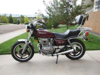 I have a 1980 Honda CMT I am looking to sell for $550