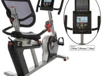 This exercise bike is one of the nicest on the market
