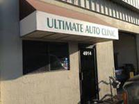 Ultimate Auto Clinic  We've got a great deal going on!