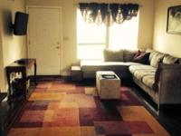Have two bedroom/one bathroom for rent in a very nice