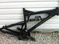 2006 Santa Cruz VP Free medium frame for sale. Frame is