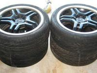 "18"" set of used 2 front and 2 rear Mercedes Benz AMG IV"