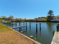Once in a lifetime offering, with a deeded waterfront