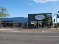 5,586 SF (end-cap at lighted intersection) available