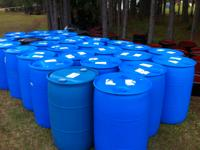 plastic and metal/ steel 55 gallon drums , food grade