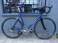 New Whip for Spring! Looker of a purple frame with