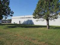 Industrial Space for Lease 5606 Lindbergh Drive Omaha,