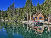 Unimaginably Perfect. While Lake Tahoe is home to