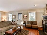 Quintessential 1919 Chevy Chase bungalow with classic