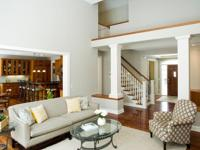 Beautiful custom-built home w/superb finishes on