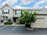 Remarkable two story condominium in Hilliard in