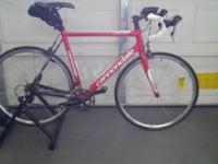 Selling my 2009 Cannondale 6 Road Bike. This bike has