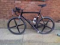 56cm Cannondale CAAD8 with Cannondale PREMIUM fork