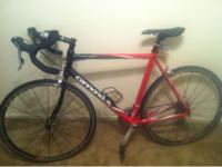 Hi I'm selling my 56cm Cannondale CAAD8. I'm asking for