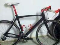 I am selling my team bike from this year. 2010 Kuota