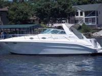 1997 Sea Ray 330 SUNDANCER 7.4 mpi V-drive 330