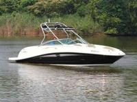 2007 Sea Ray 260 SUNDECK This family friendly 260