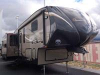 2013 COACHMEN CHAPARRAL 34' , AUTUMN/FALL RIVER, Hitch