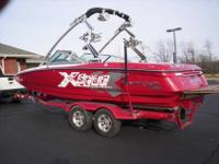 2008 MasterCraft 22 X-STAR 2008 Marstercraft X-Star was