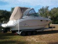 2006 Chaparral 276 SIGNATURE Take a look at this