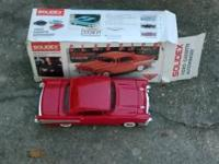 57 red chevy cassette rewinder