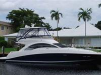 "2008 Sea Ray 47 SEDAN BRIDGE ""NEW BROKERAGE LISTING"""