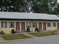 Ranch Apartments; 1BR/1BA; $575/mo. Well-located,