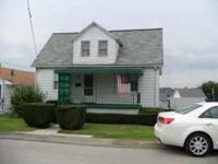 2 Bedroom, 1 bath, 1 1/2 story home for rent. North