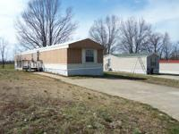 3 bed 2 bath single wide mobile home will rent for