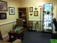 Available Now: Large private windowed workplace with