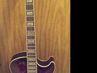 Hi I'm looking to sell my Ibanez AG95 Hollow Body