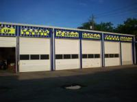 Mechanic shop in memorial area:5000 S. F. of free