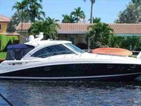 2008 Sea Ray 48 SUNDANCER ---NEW TRADE IN---2008 blue