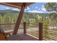 Rare opportunity of a 5 bedroom home with big ski hill