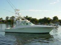2004 Cabo Yachts 45 EXPRESS The 4-O Silk is one of the