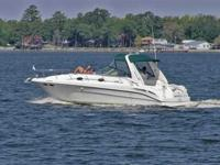 2000 Sea Ray 340 SUNDANCER New Manifolds and Risers