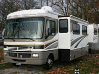 2004 Bounder, 46000 Miles, Chevy 8.1 Work Horse Chassi,