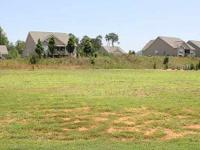 Residential lot located in the gated community of
