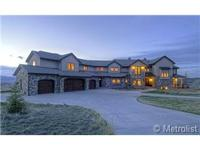 Extraordinary custom constructed executive home with
