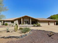 Custom 5 bd 3.5 ba home in desirable Carefree Sentinel