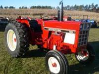 584 INTERNATIONAL TRACTOR 16248 Rimersburg Pa For Sale In