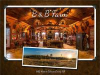 "Compass South Land Sales presents ""B & & B Farm,"" a 665"